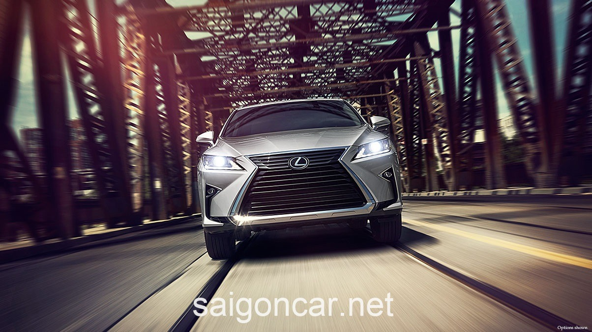 Lexus RX 350 Dau Xe