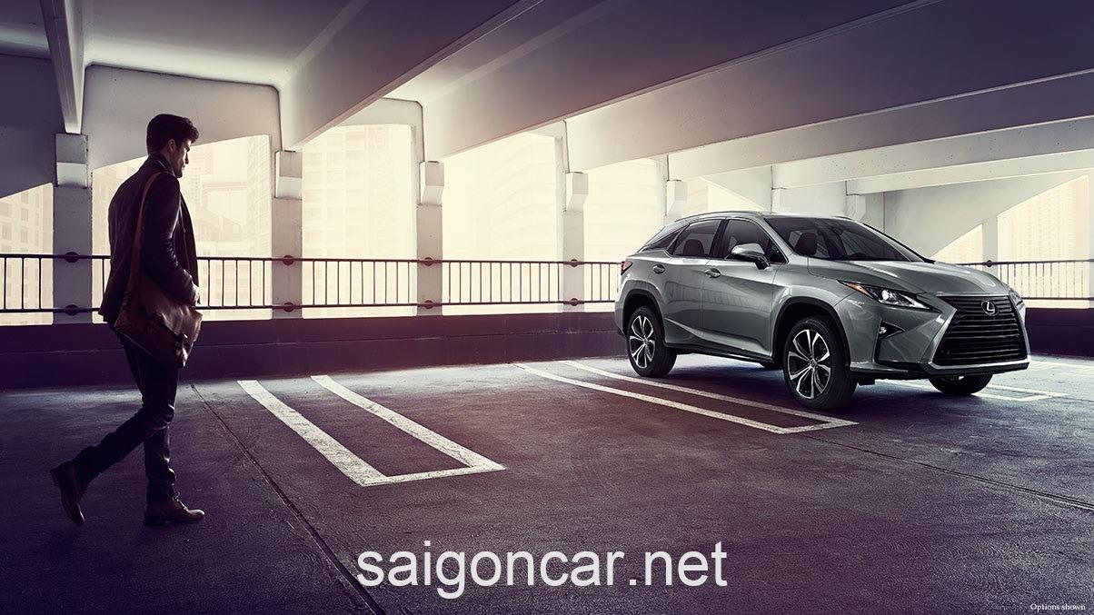 Lexus RX 350 Hong Xe