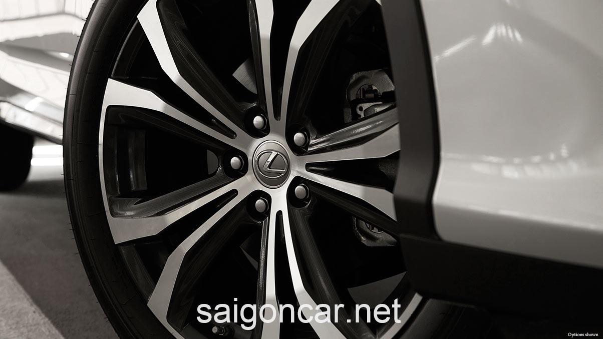 Lexus RX 350 La Zang