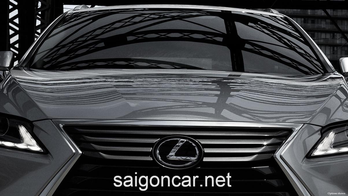 Lexus RX 350 Luoi Tan Nhiet
