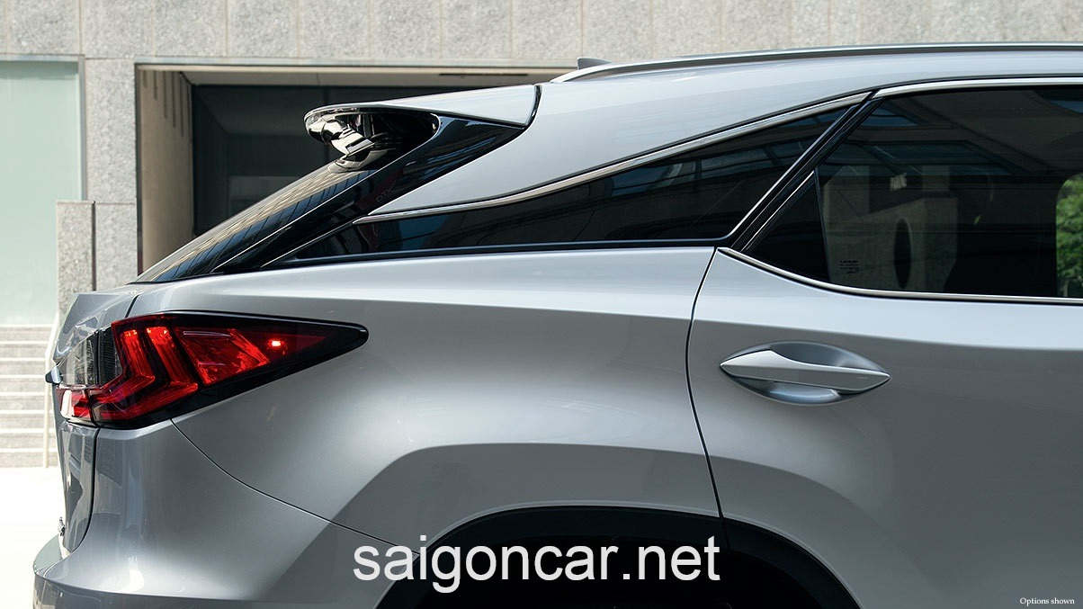 Lexus RX 350 Xi Nhan Sau