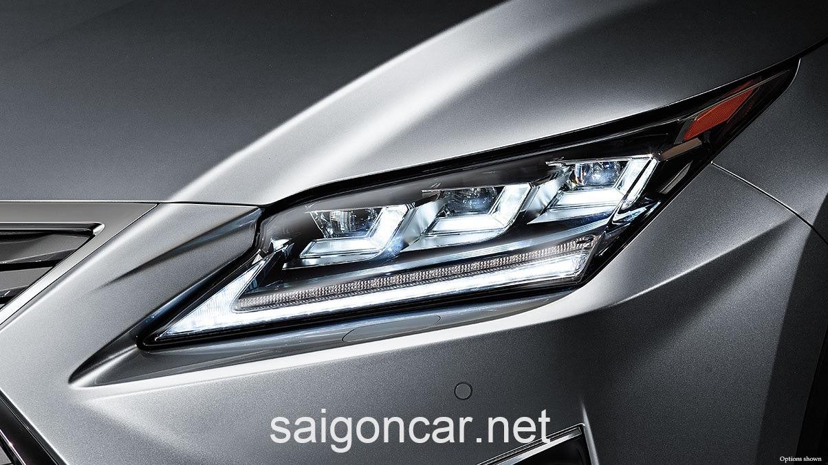 Lexus RX 350 Xi Nhan