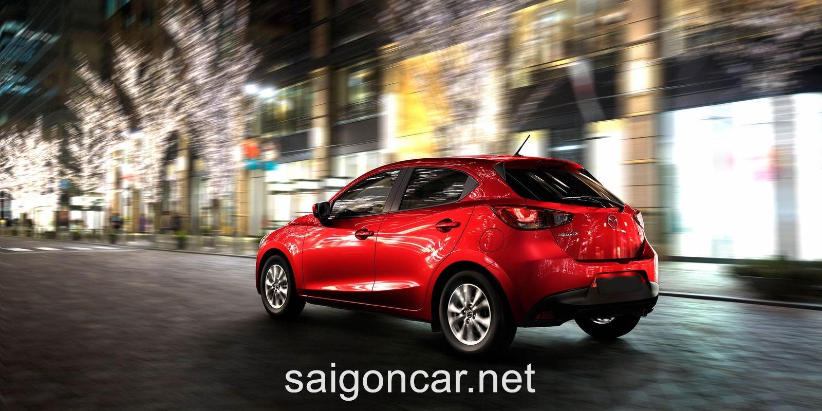 Mazda 2 Duoi Do