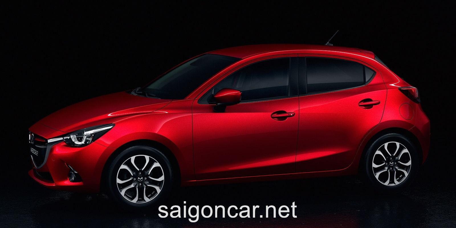 Mazda 2 Hong Do