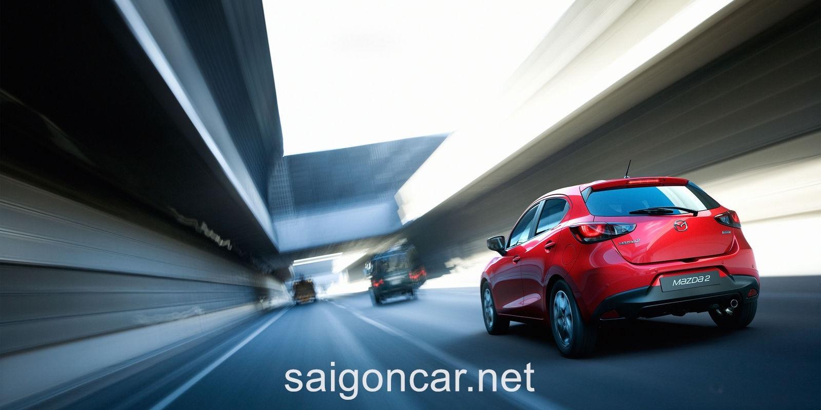Mazda 2 Toc Do