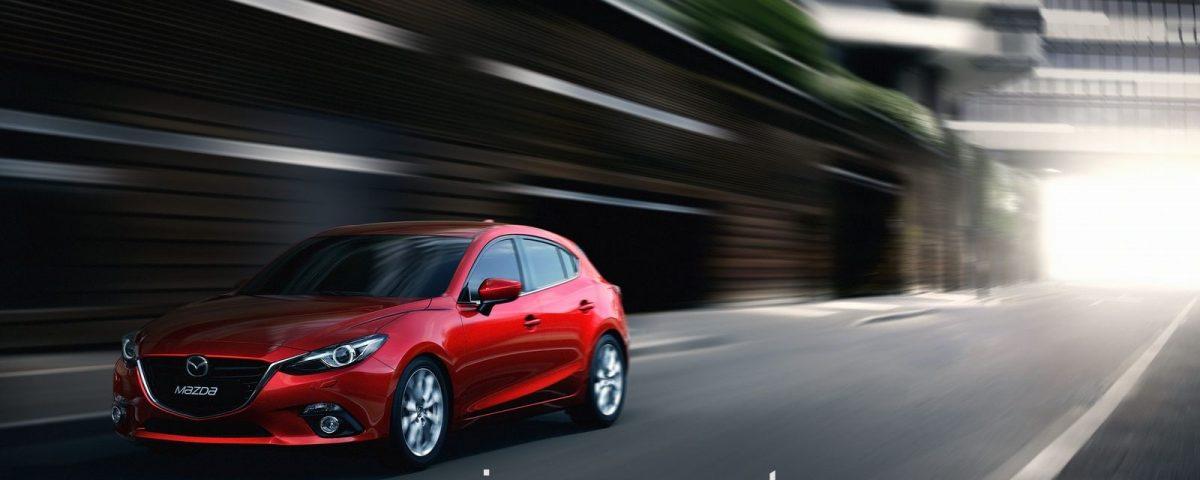 Mazda 3 Toc Do