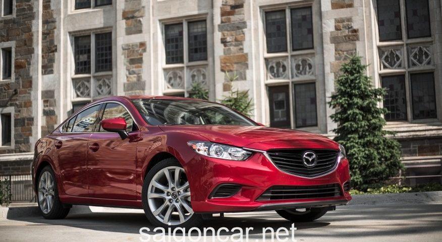 Mazda 6 Den Phai Truoc