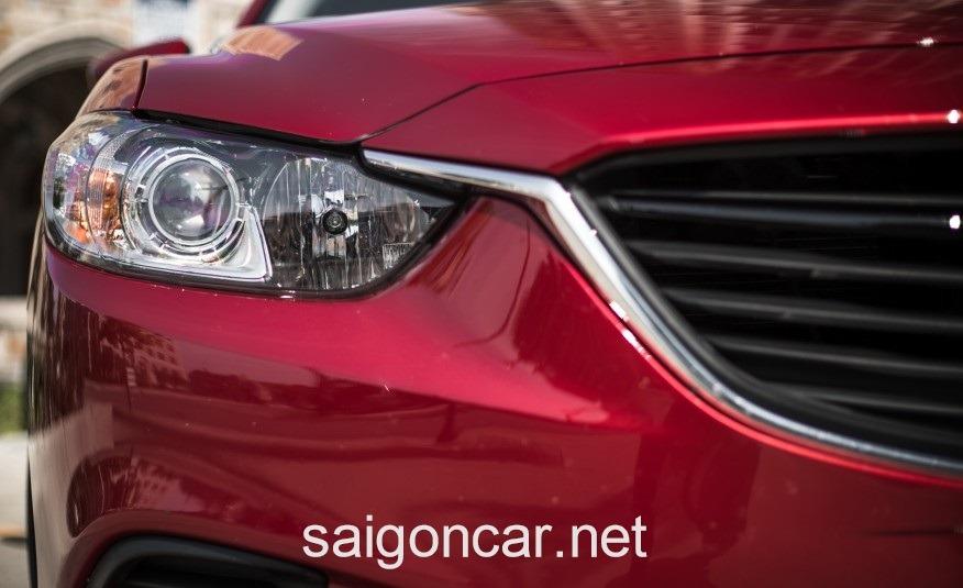 Mazda 6 Den Phai