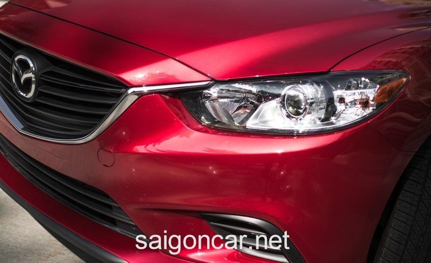 Mazda 6 Den Xe