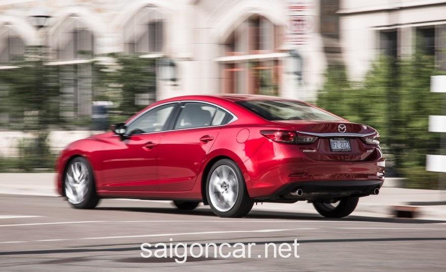 Mazda 6 Duoi Tai