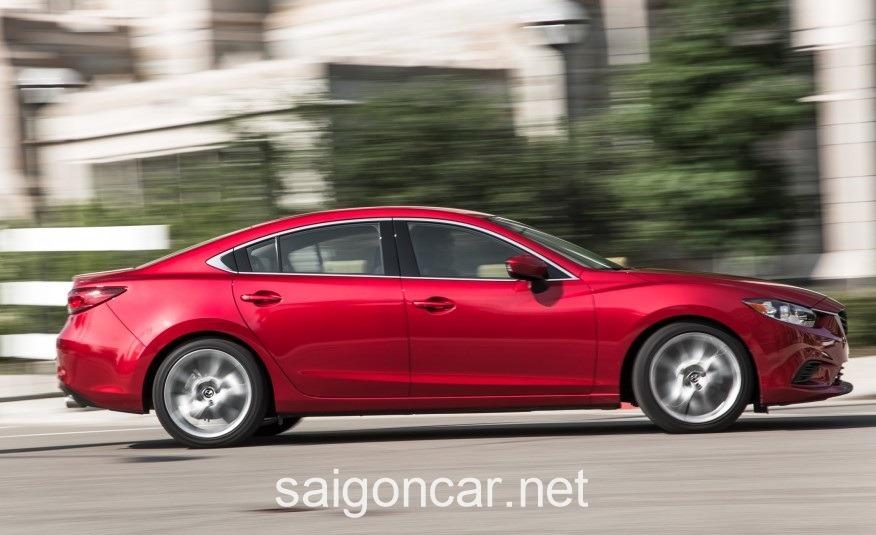 Mazda 6 Hong Phai
