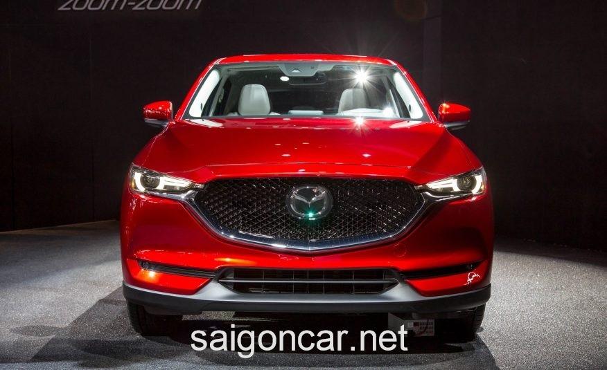 Mazda CX5 Dau Xe
