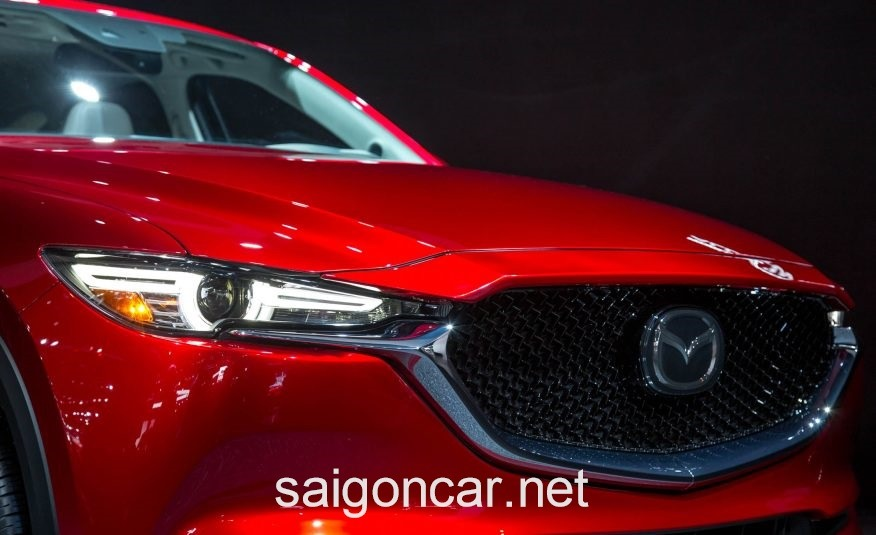 Mazda CX5 Luoi Tan Nhiet