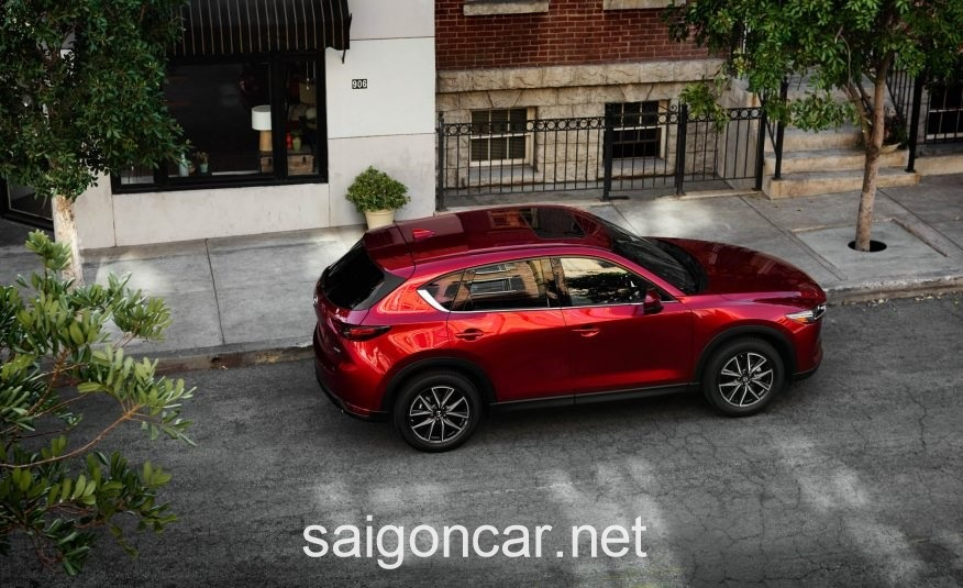 Mazda CX5 Noc Xe