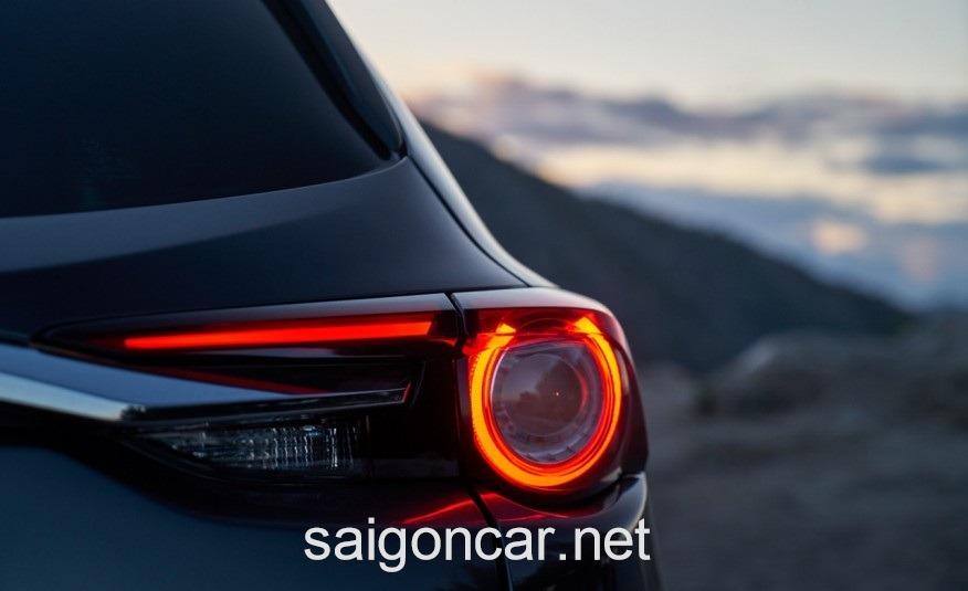 Mazda CX9 Den Led