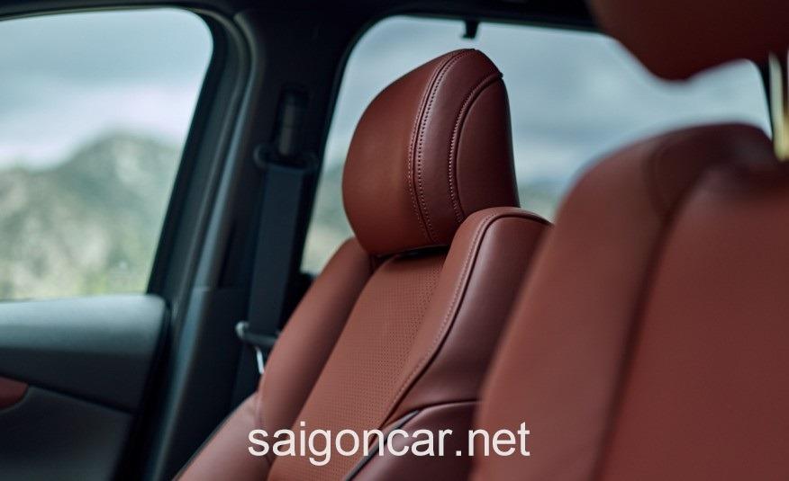 Mazda CX9 Ghe Da