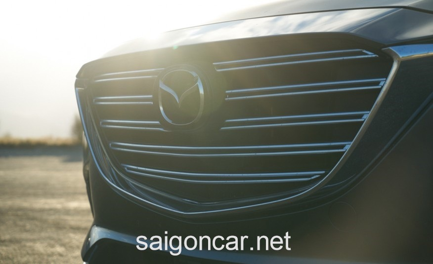 Mazda CX9 Luoi Tan Nhiet