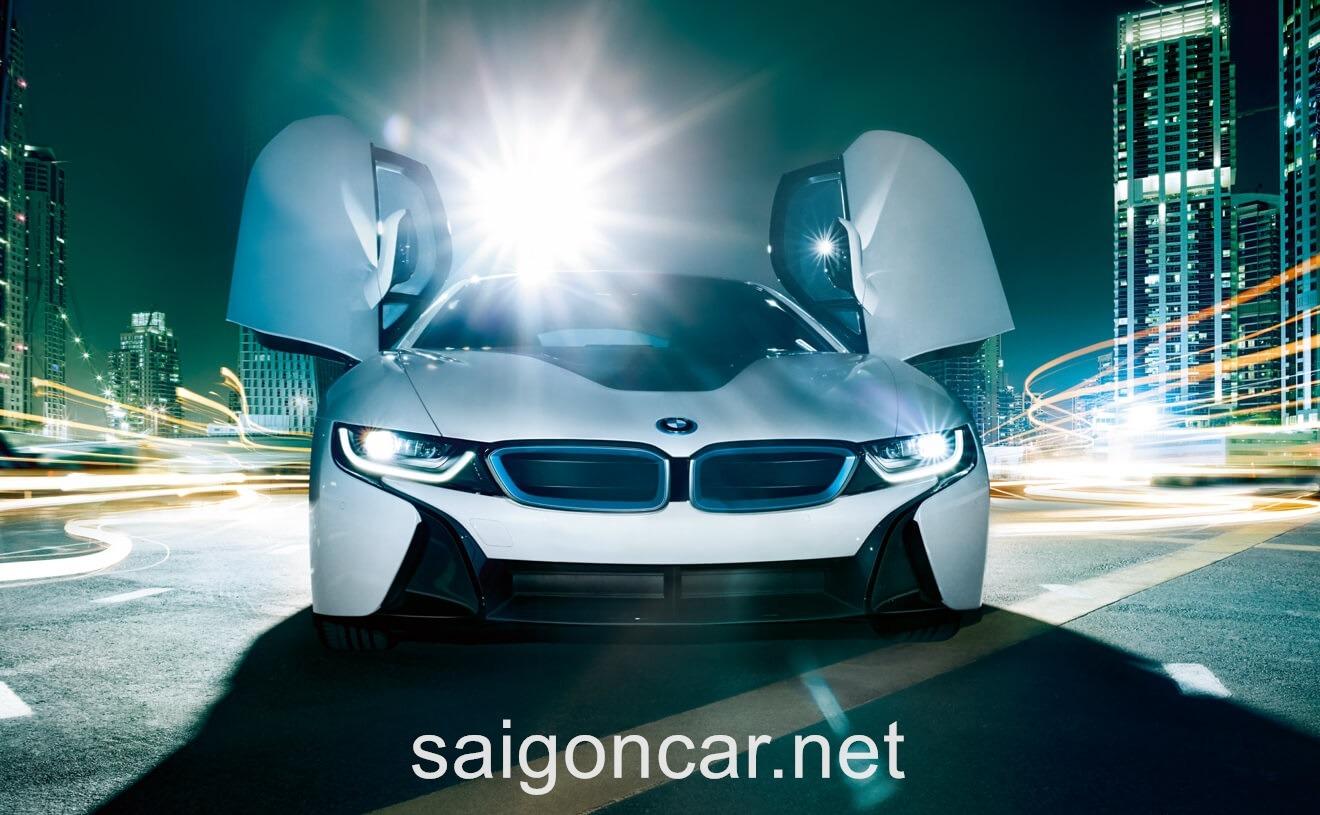 BMW i8 Dau Xe