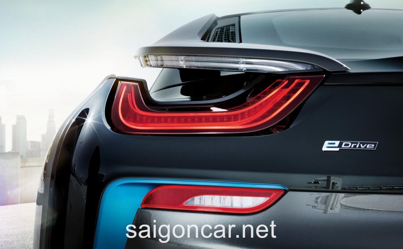 BMW i8 Den Led