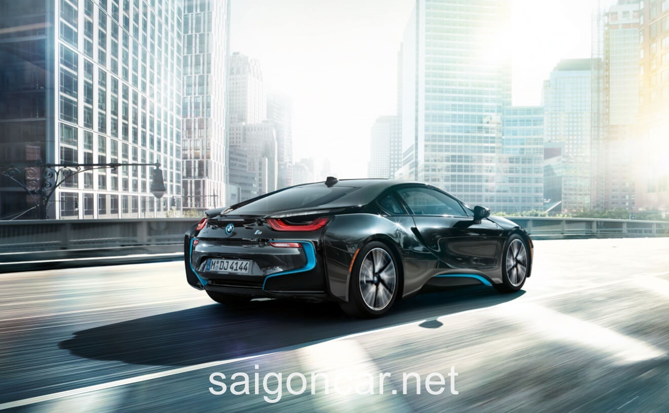 BMW i8 Dong Co 2