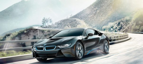 BMW i8 Dong Co 3