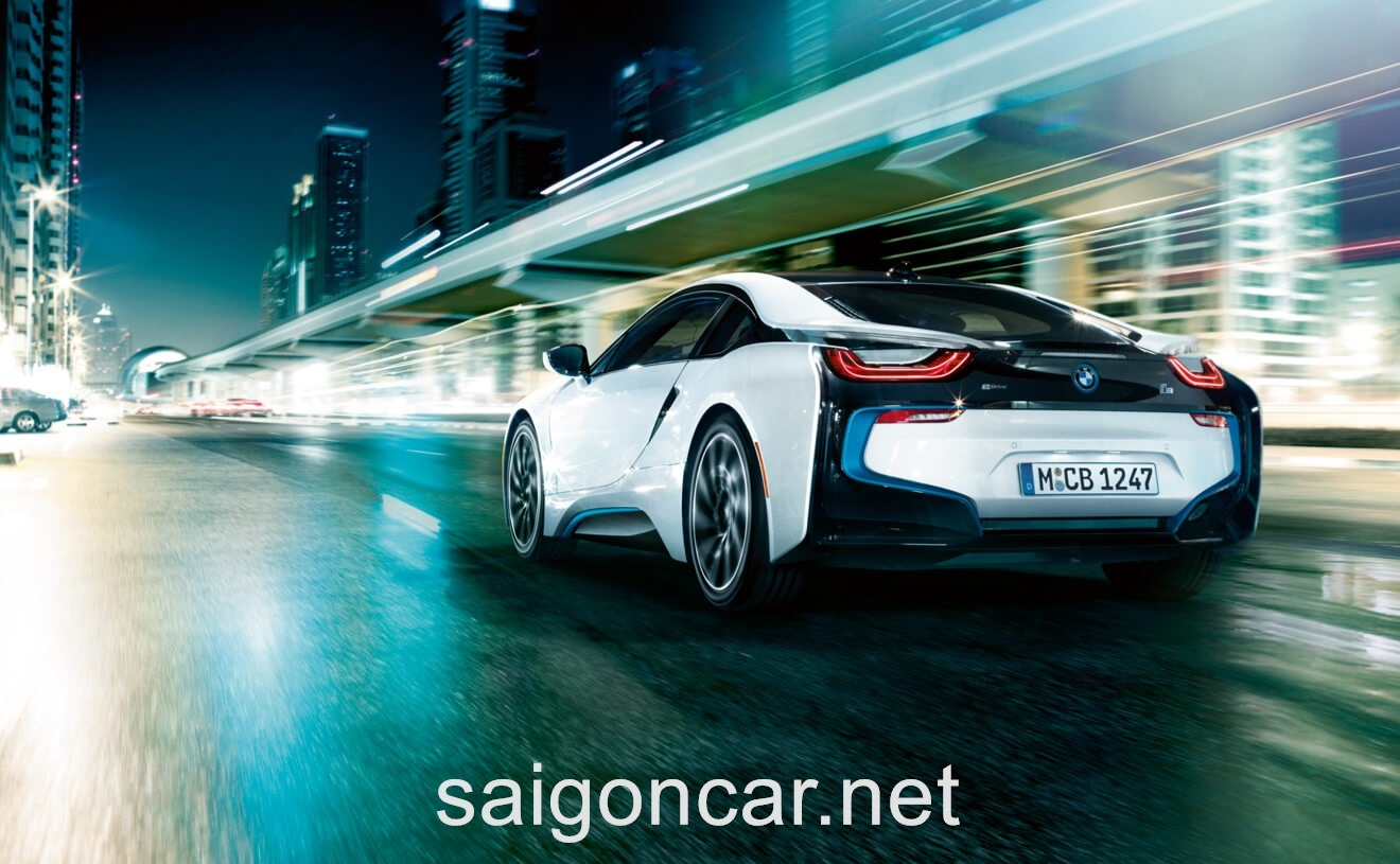 BMW i8 Dong Co