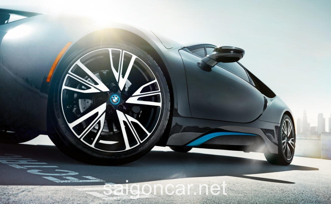 BMW i8 La Zang
