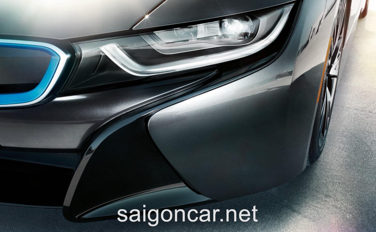 BMW i8 Xi Nhan