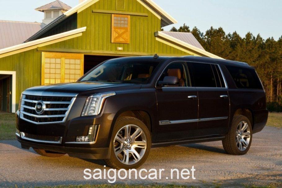 Cadillac Escalade Hong Den 2