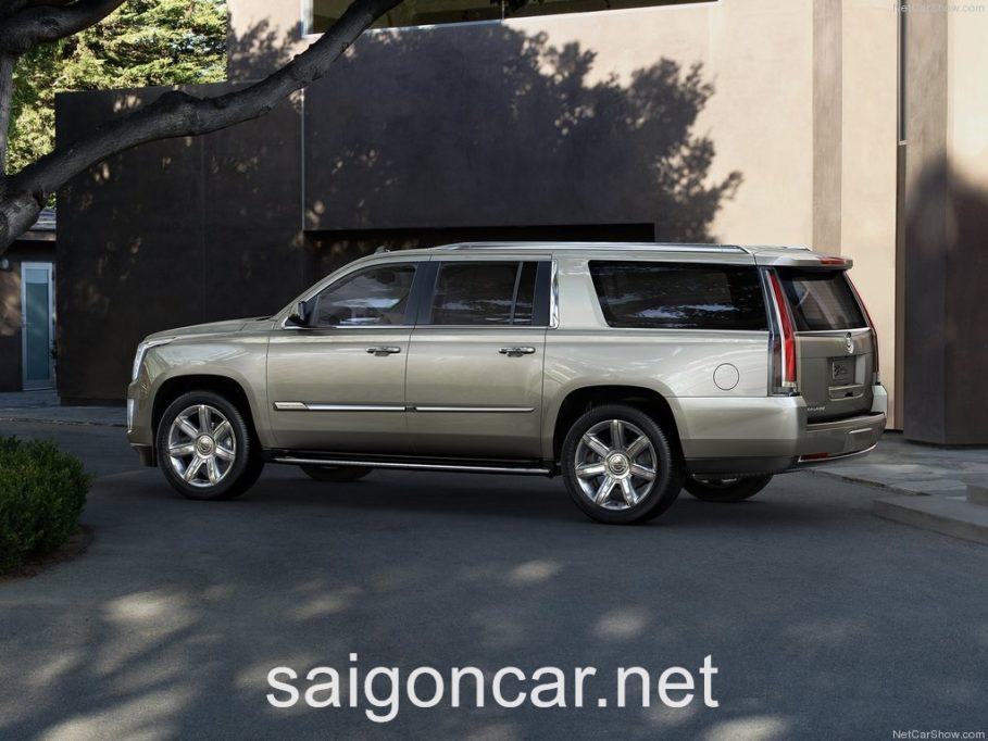 Cadillac Escalade Hong Xe