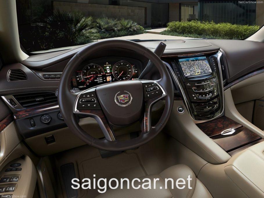 Cadillac Escalade Vo Lang