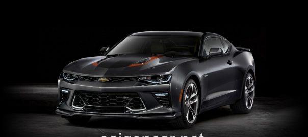 Giá Xe Chevrolet Camaro 2020 Nhập Khẩu Khuyến Mãi Cực Khủng