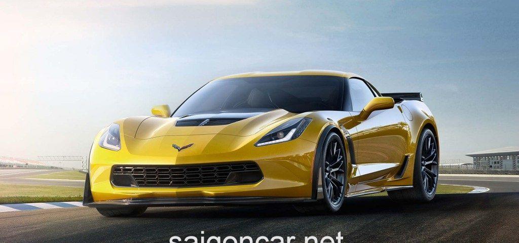 Chevrolet Corvette Dau Vang