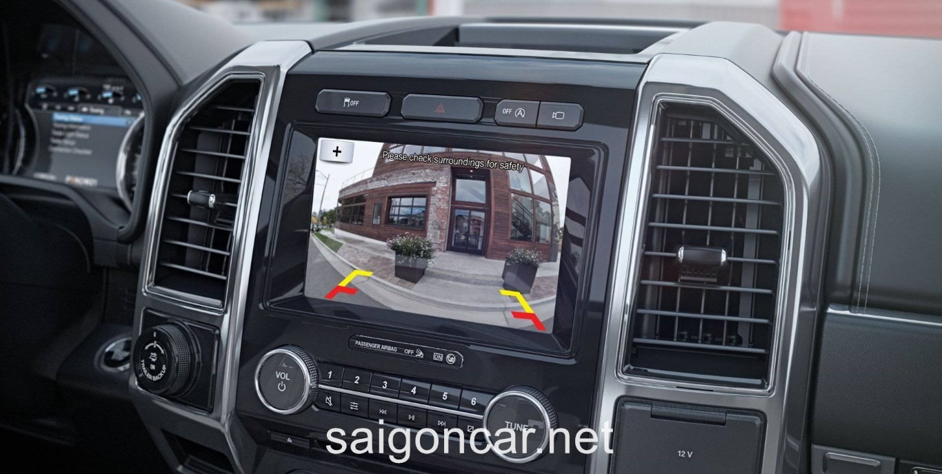 Ford Expedition Camera Lui