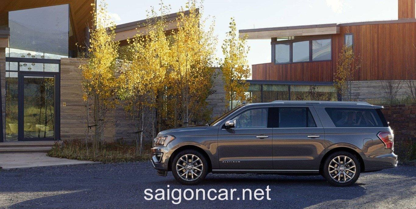 Ford Expedition Hong Xam