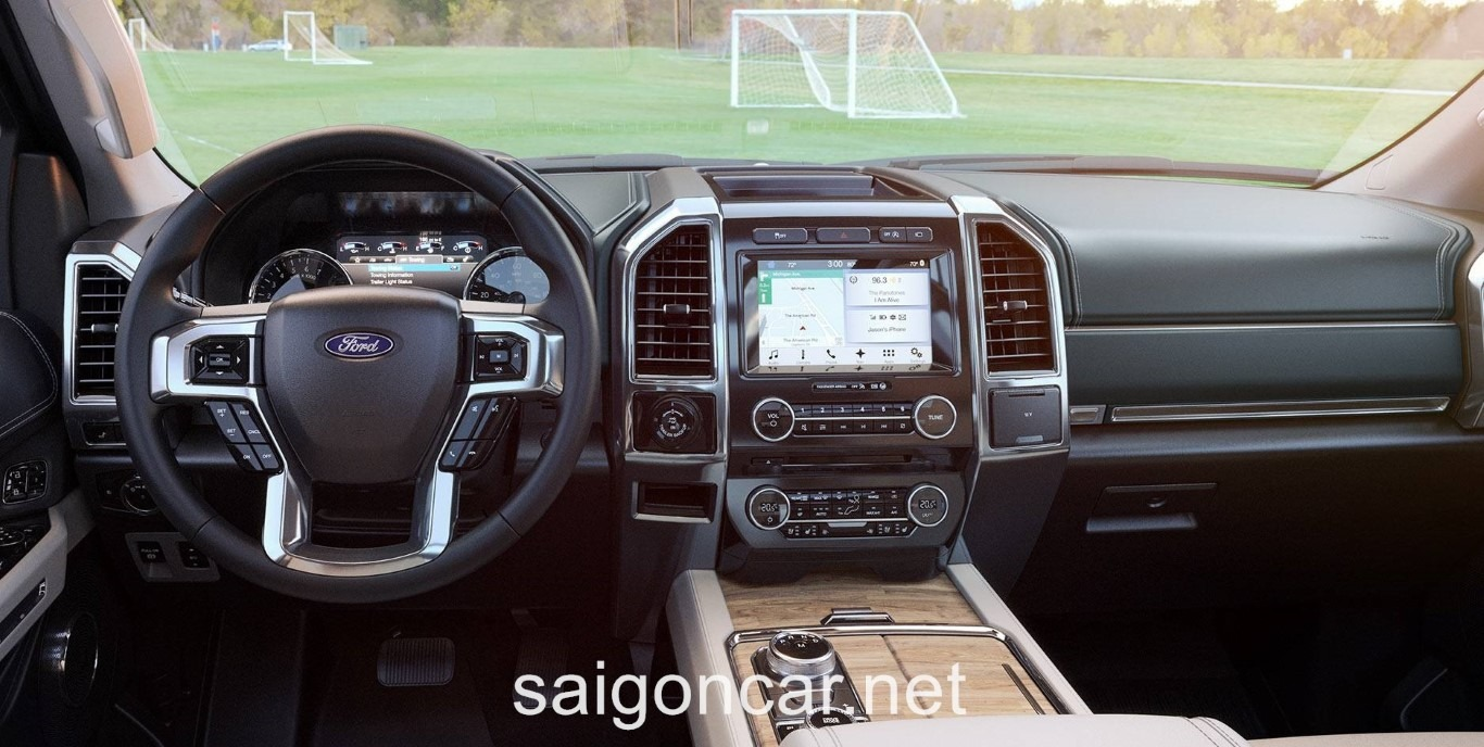 Ford Expedition Vo Lang