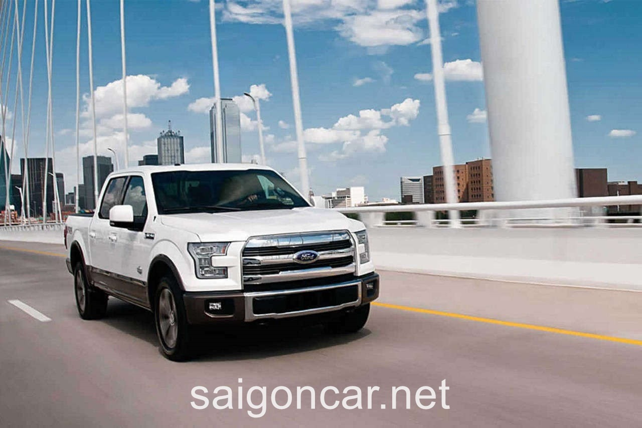 Ford F-150 Dong Co 4