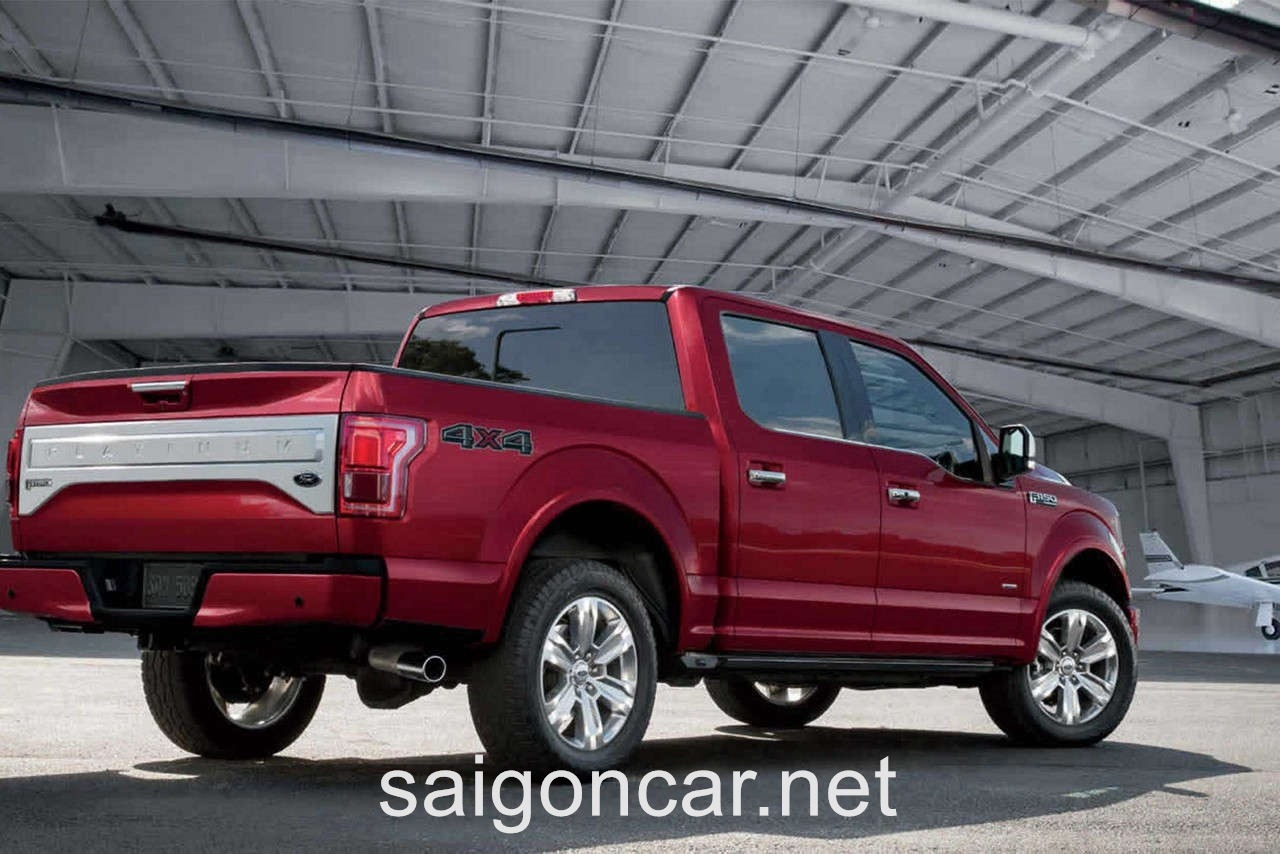 Ford F-150 Duoi Do