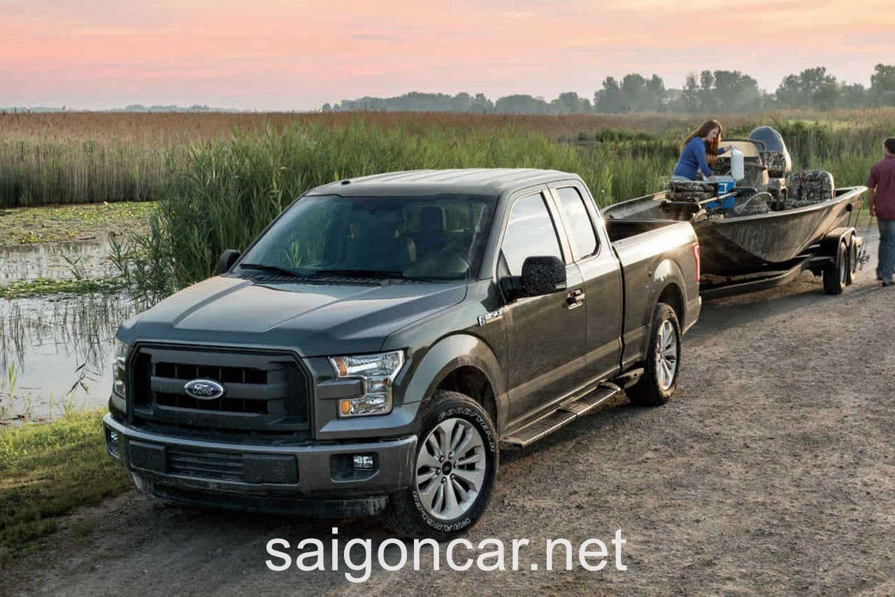 Ford F-150 Hong Xe 4