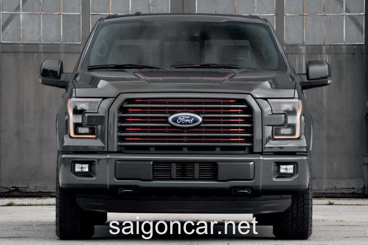 Ford F-150 Luoi Tan Nhiet