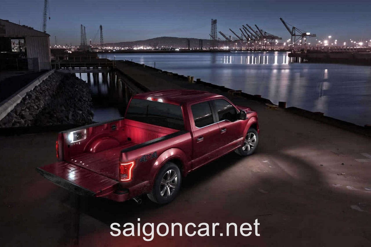 Ford F-150 Thung Xe