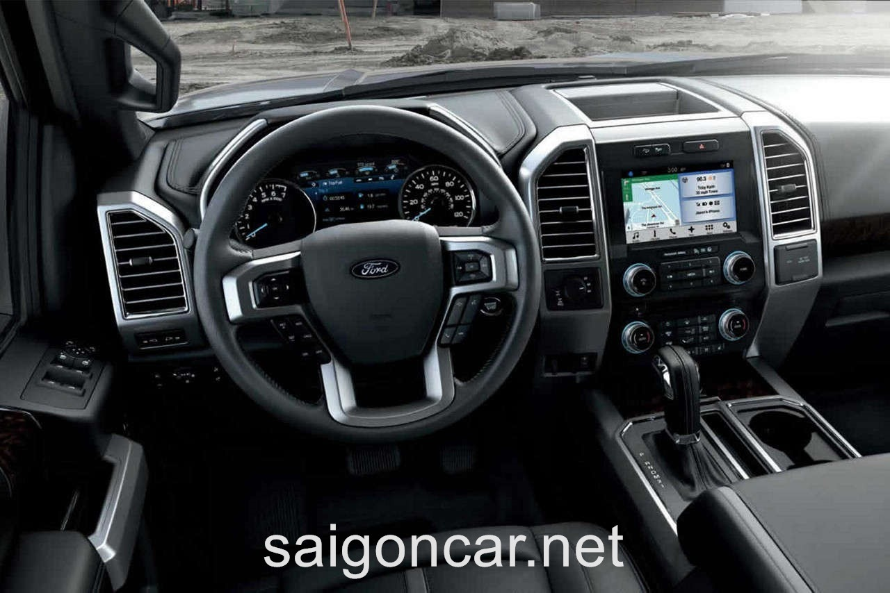 Ford F-150 Vo Lang