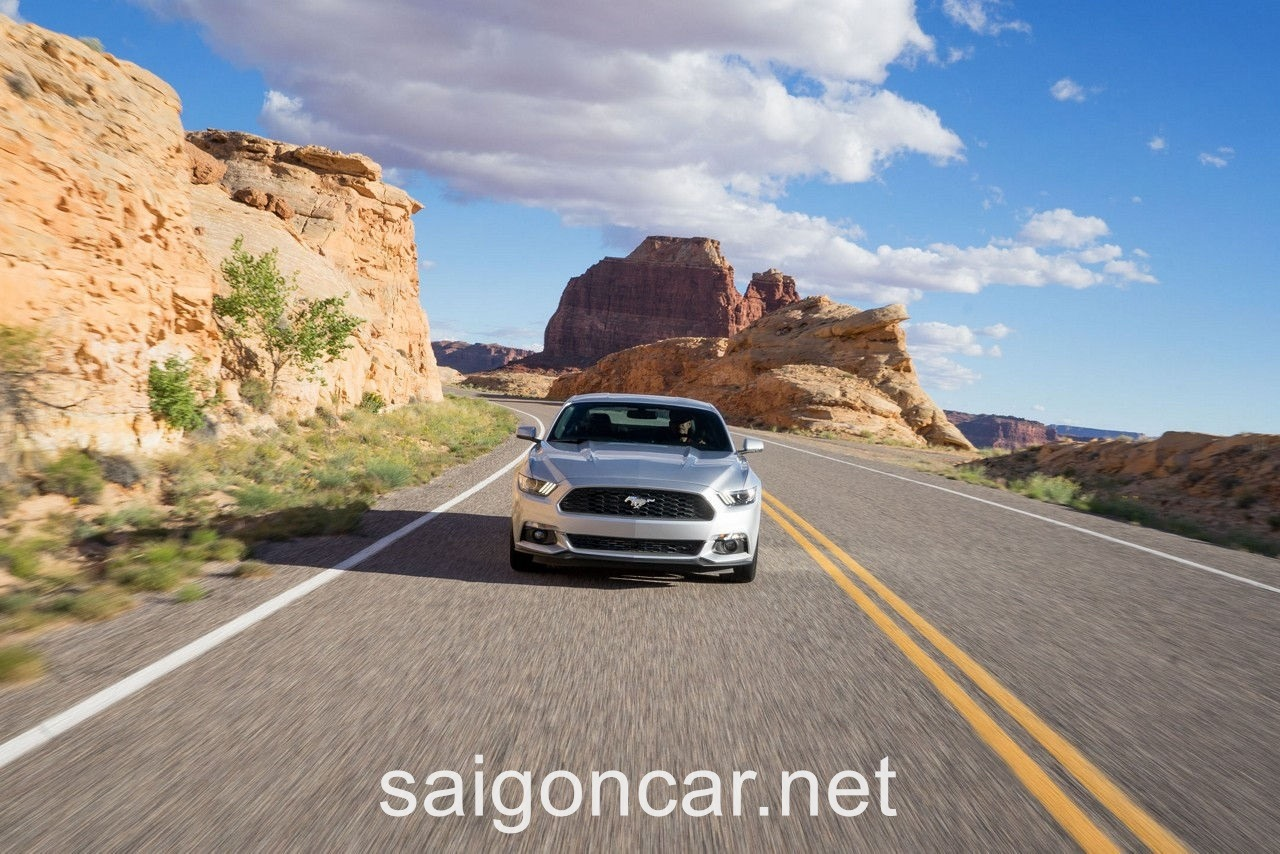Ford Mustang Dau Bac