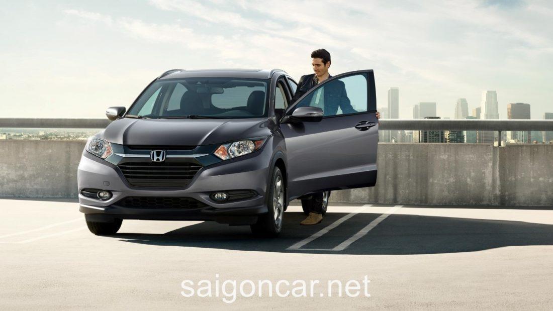 Honda HR-V Dau Bac