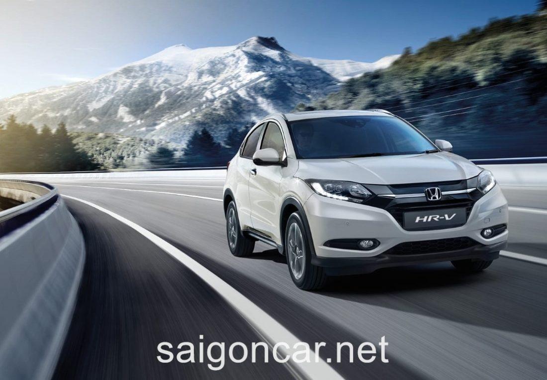 Honda HR-V Dong Co 2