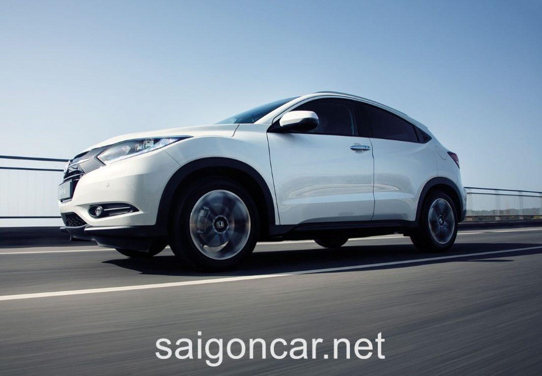 Honda HR-V Dong Co 3