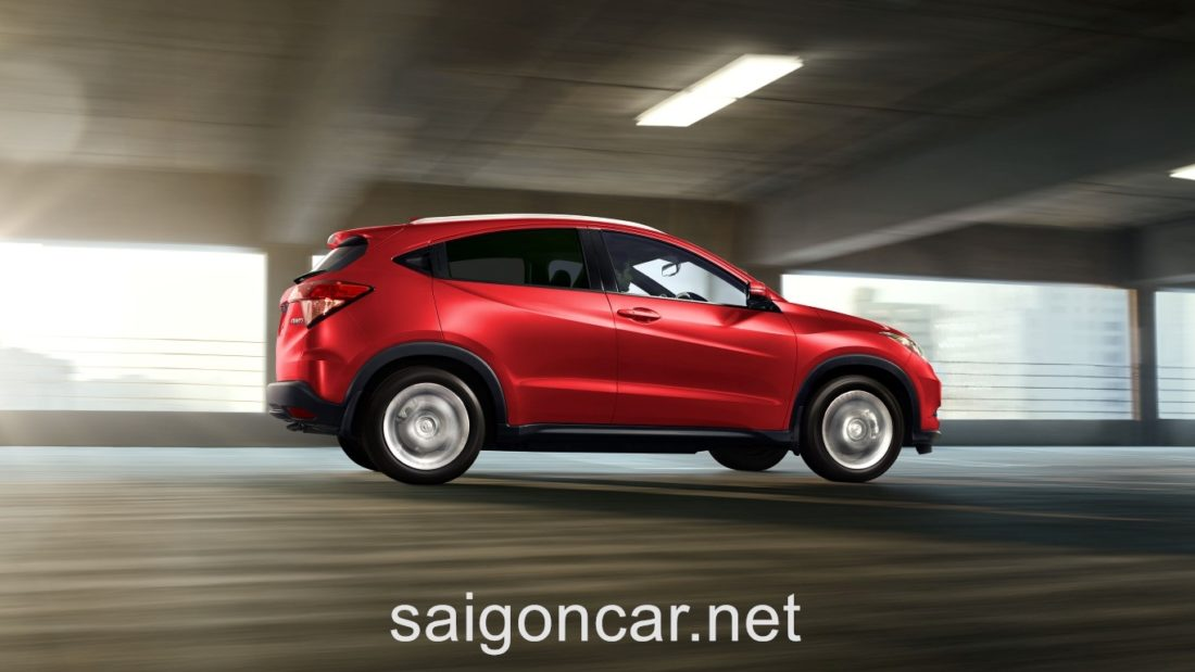 Honda HR-V Hong Do