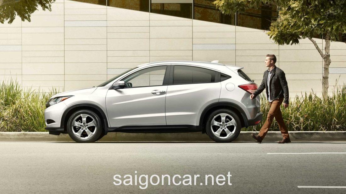 Honda HR-V Hong Trang