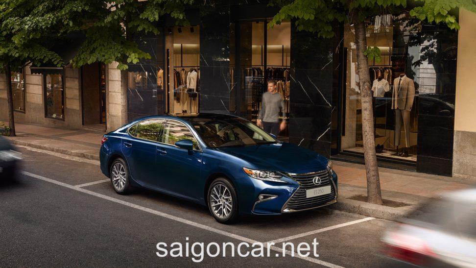 Lexus ES 250 Tong Quan 2