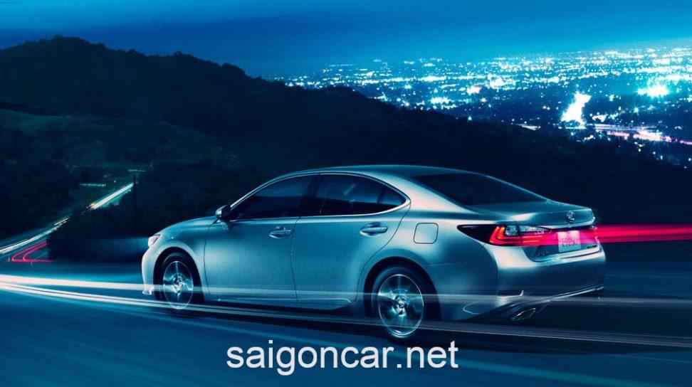 Lexus ES 250 Tong Quan